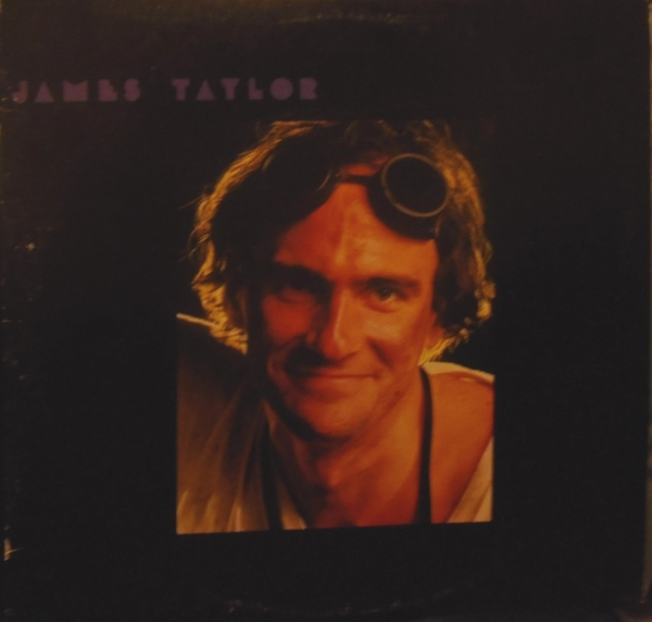 James Taylor Dad Loves His Work cover art