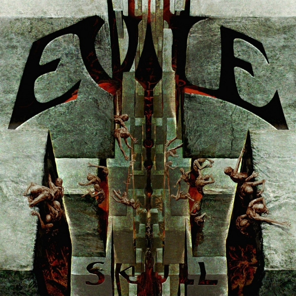 Evile Skull Cover Art