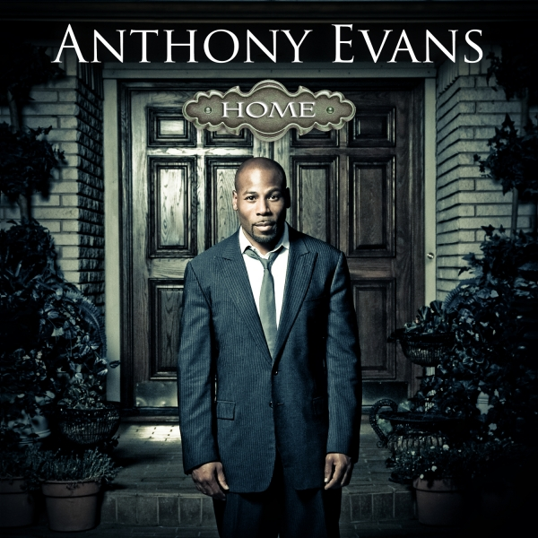Anthony Evans Home cover art