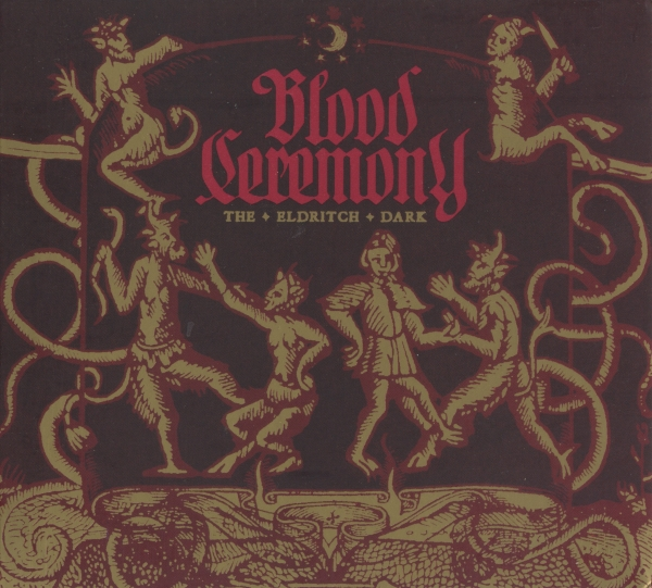 Blood Ceremony The Eldritch Dark Cover Art