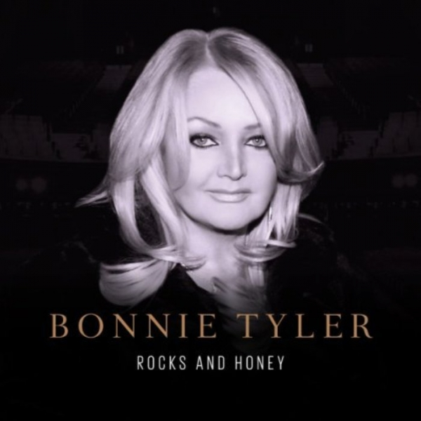 Bonnie Tyler Rocks and Honey cover art