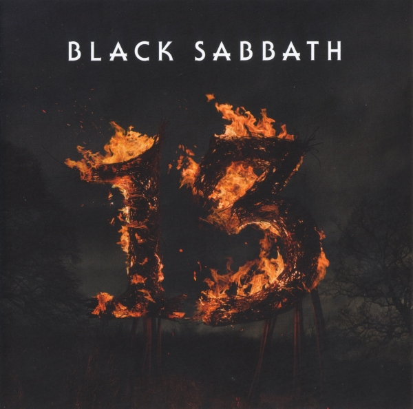 Black Sabbath 13 Cover Art