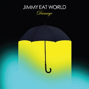 Jimmy Eat World Damage cover art