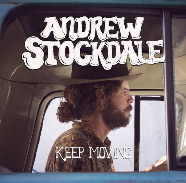 Andrew Stockdale Keep Moving Cover Art
