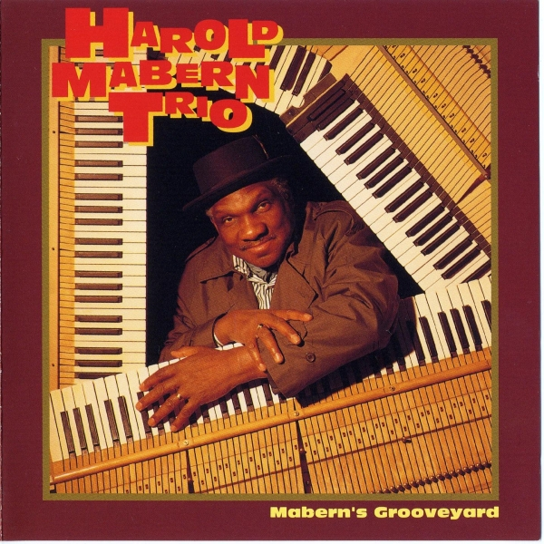 Harold Mabern Mabern's Grooveyard Cover Art