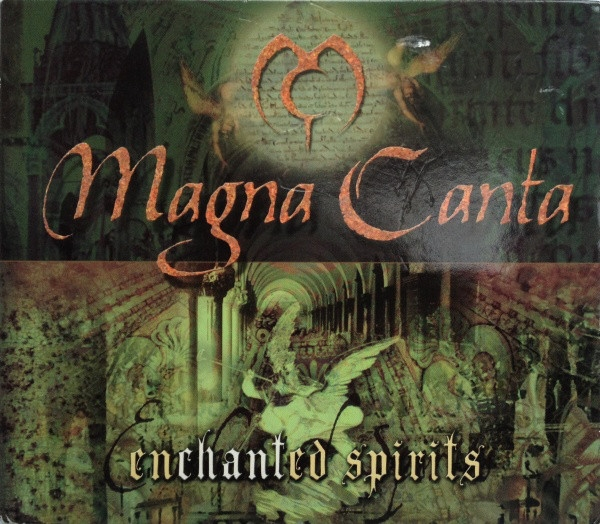 Magna Canta Enchanted Spirits cover art