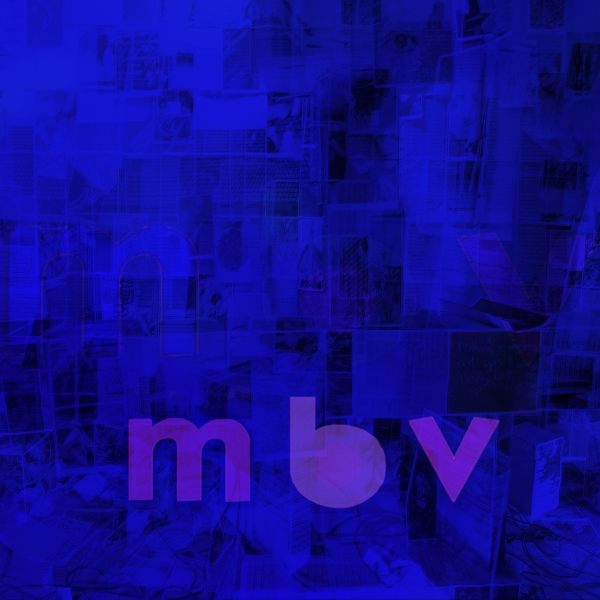 My Bloody Valentine m b v cover art