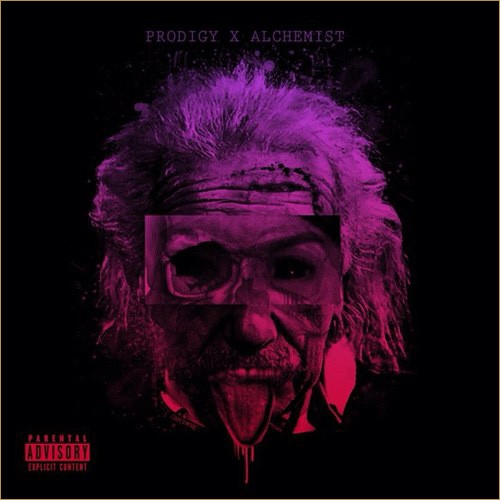 The Alchemist Albert Einstein cover art