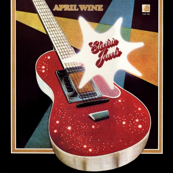 April Wine Electric Jewels cover art