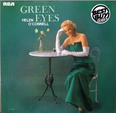 Helen O'Connell Green Eyes cover art