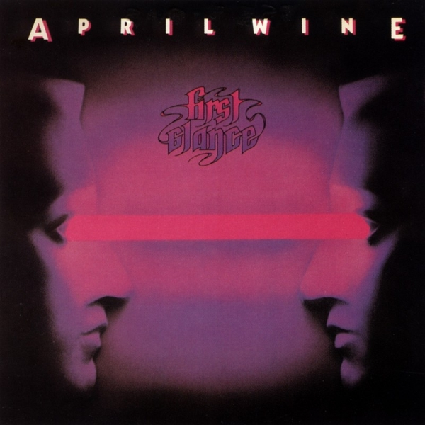 April Wine First Glance cover art