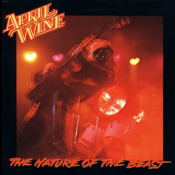 April Wine The Nature of the Beast Cover Art