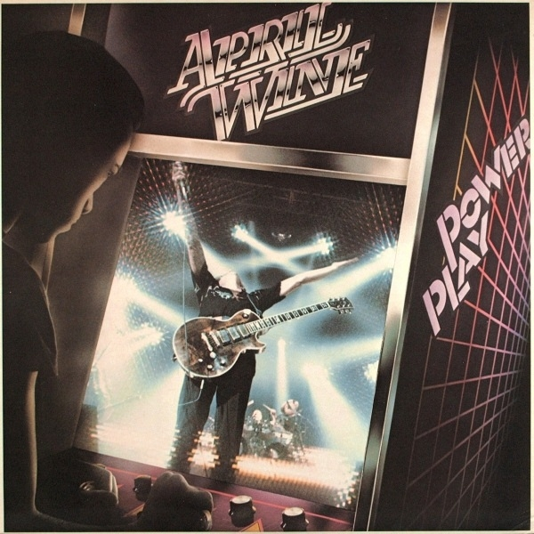 April Wine Power Play cover art