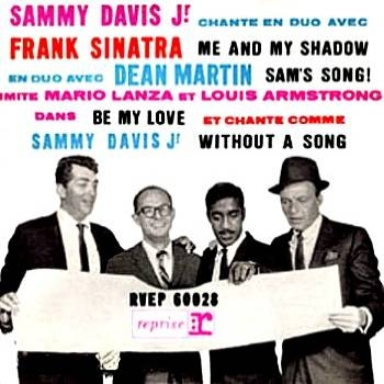 Sammy Davis Jr. Sammy Davis Jr. Chante cover art