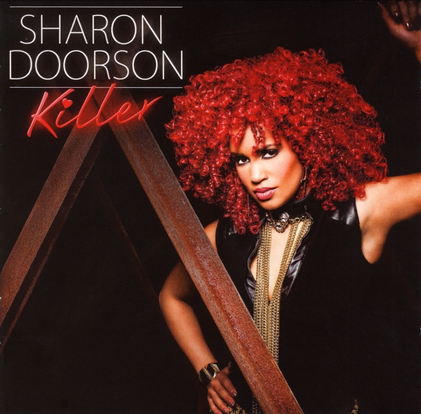 Sharon Doorson Killer Cover Art