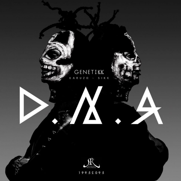 Genetikk D.N.A. cover art