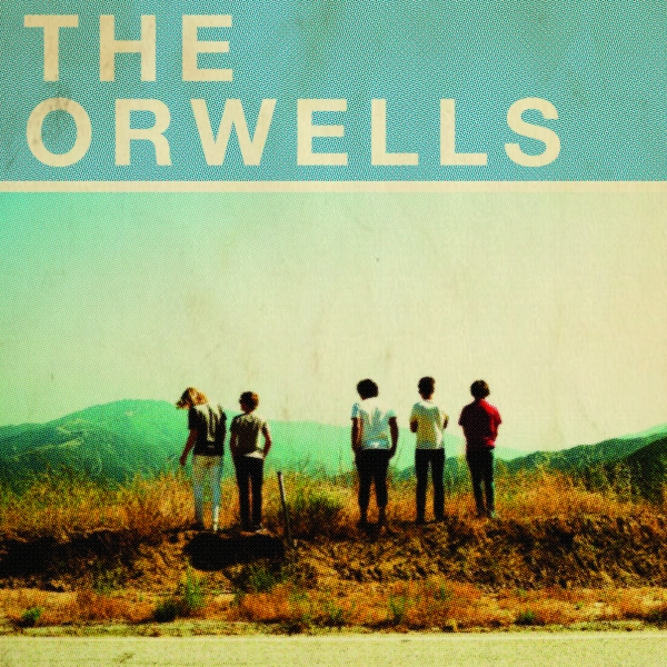 The Orwells Other Voices EP Cover Art