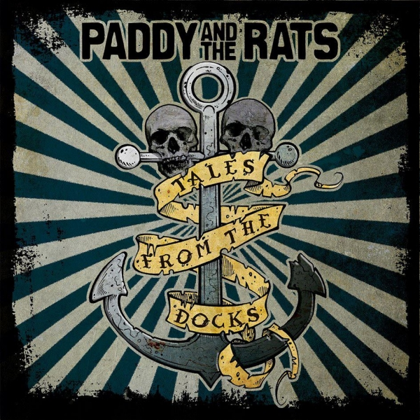 Paddy and the Rats Tales From the Docks Cover Art