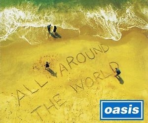 Oasis All Around the World cover art