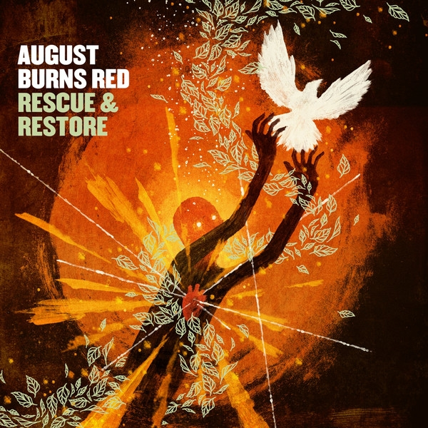 August Burns Red Rescue & Restore cover art