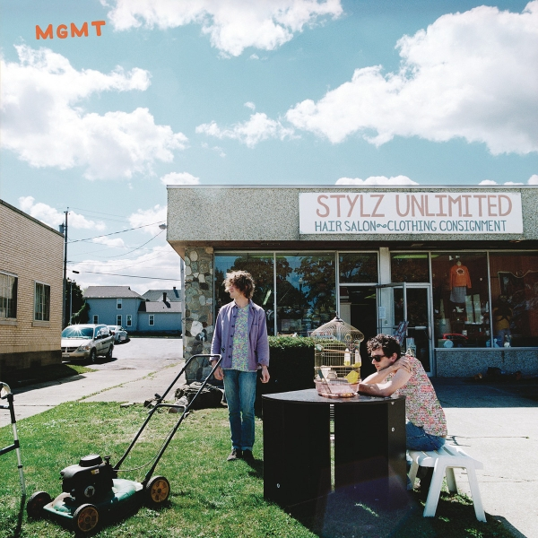 MGMT MGMT cover art