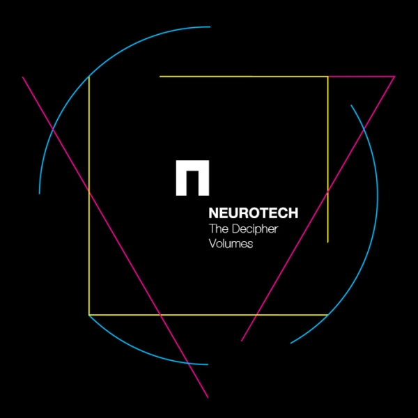 Neurotech The Decipher Volumes cover art
