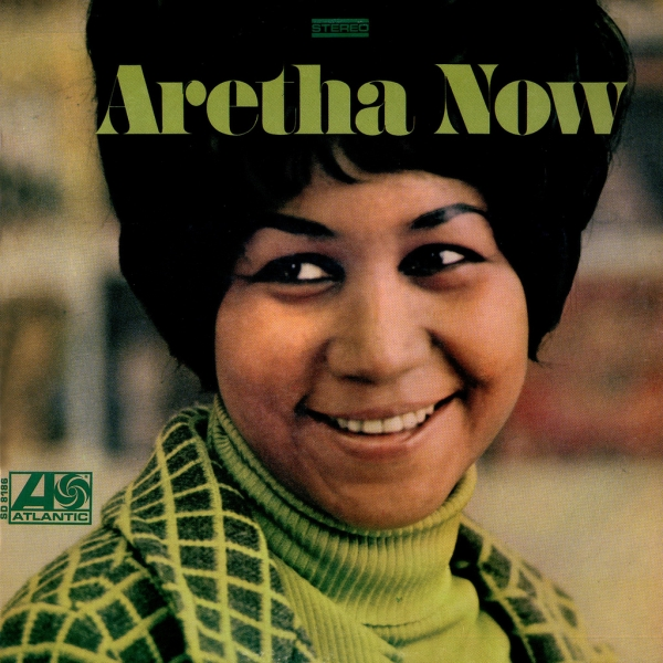 Aretha Franklin Aretha Now cover art