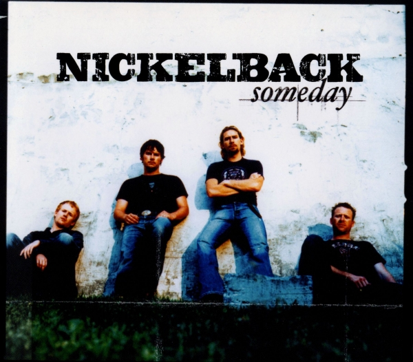 Nickelback Someday cover art
