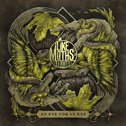 Like Moths to Flames An Eye for an Eye cover art