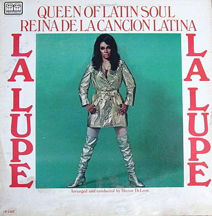La Lupe Queen Of Latin Soul / Reina De La Cancion Latina cover art