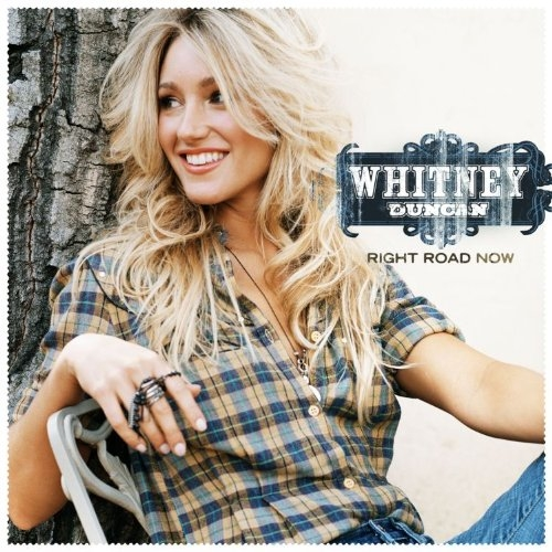 Whitney Duncan Right Road Now cover art