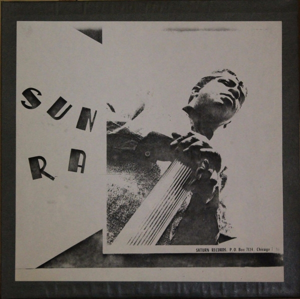 Sun Ra What's New? cover art