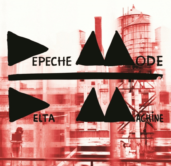 Depeche Mode Delta Machine Cover Art