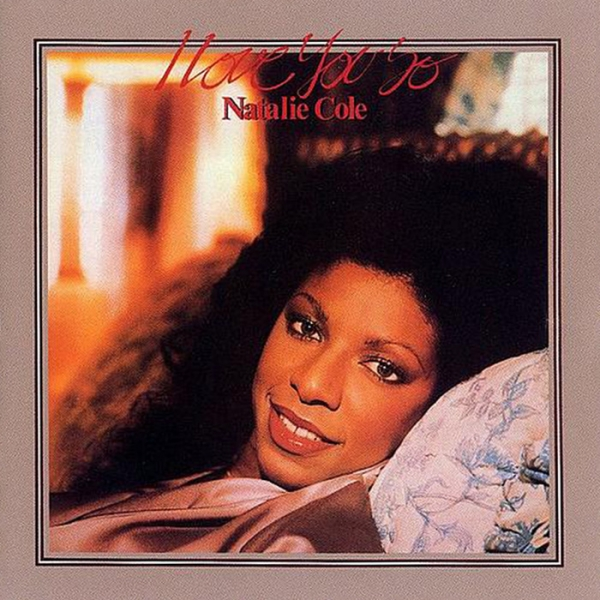 Natalie Cole I Love You So cover art