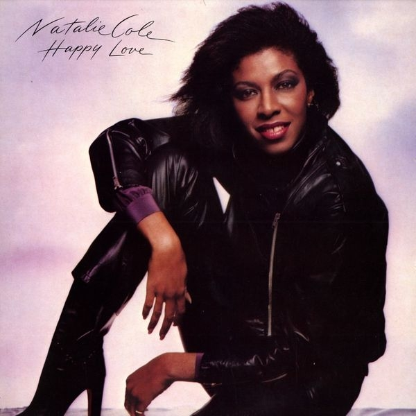 Natalie Cole Happy Love Cover Art