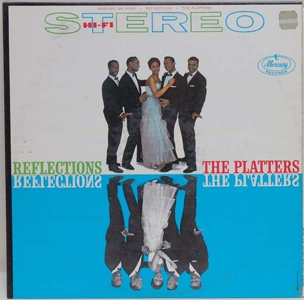 The Platters Reflections Cover Art