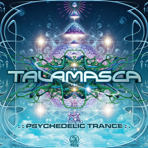 Talamasca Psychedelic Trance Cover Art