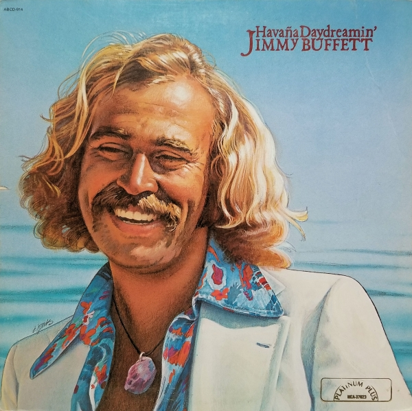 Jimmy Buffett Havaña Daydreamin' cover art
