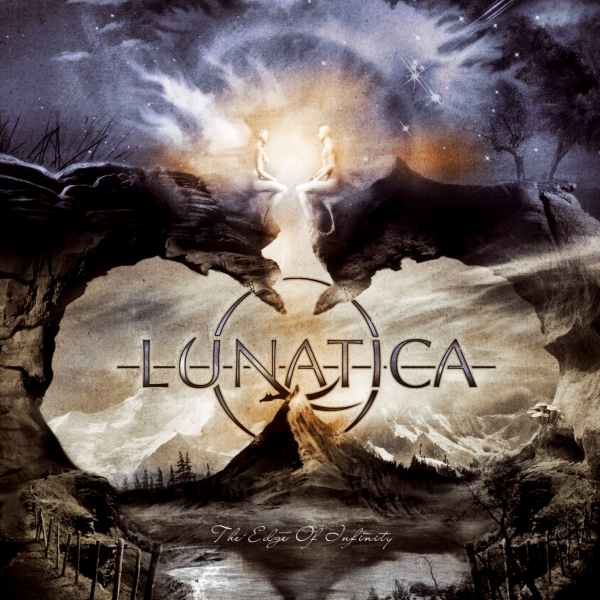 Lunatica The Edge of Infinity cover art