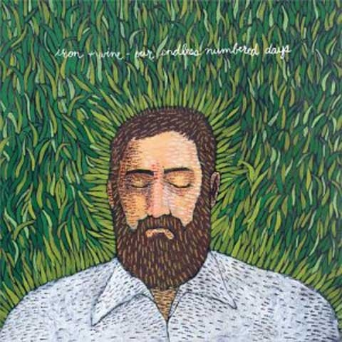 Iron & Wine Our Endless Numbered Days cover art