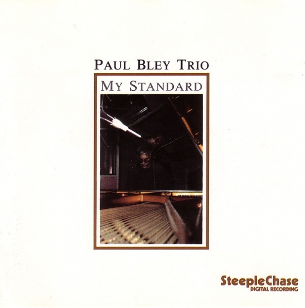 Paul Bley My Standard cover art