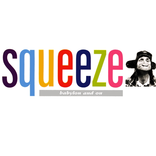 Squeeze Babylon and On cover art
