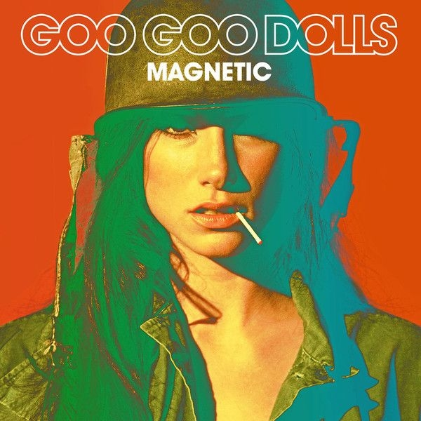 Goo Goo Dolls Magnetic cover art