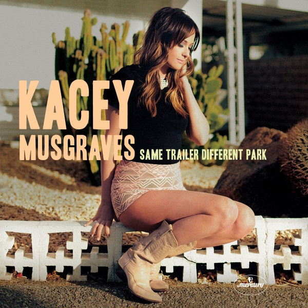Kacey Musgraves Same Trailer Different Park Cover Art