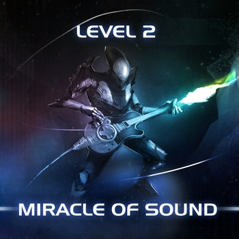 Miracle of Sound LEVEL 2 cover art