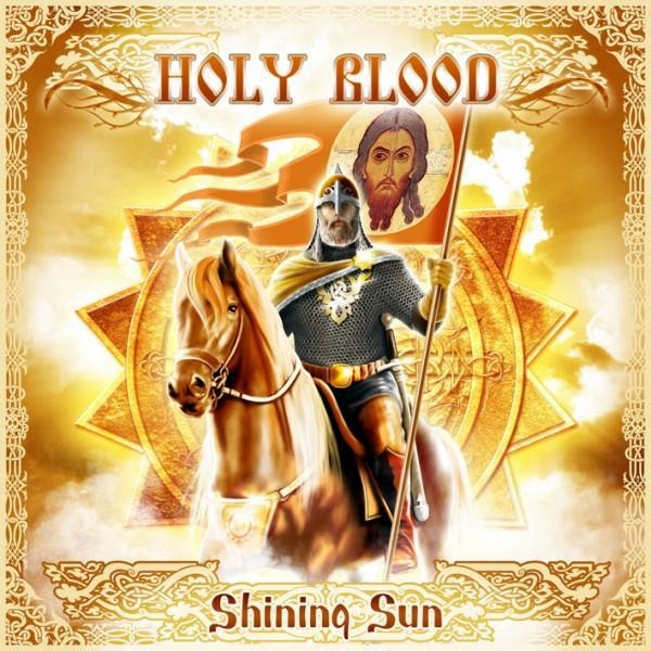 Holy Blood Shining Sun Cover Art