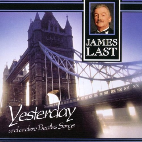 James Last Yesterday und andere Beatles Songs Cover Art