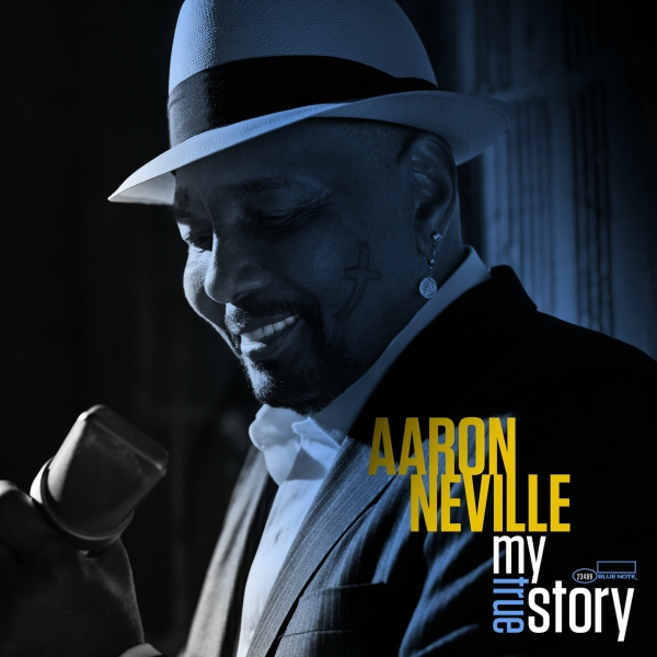 Aaron Neville My True Story cover art