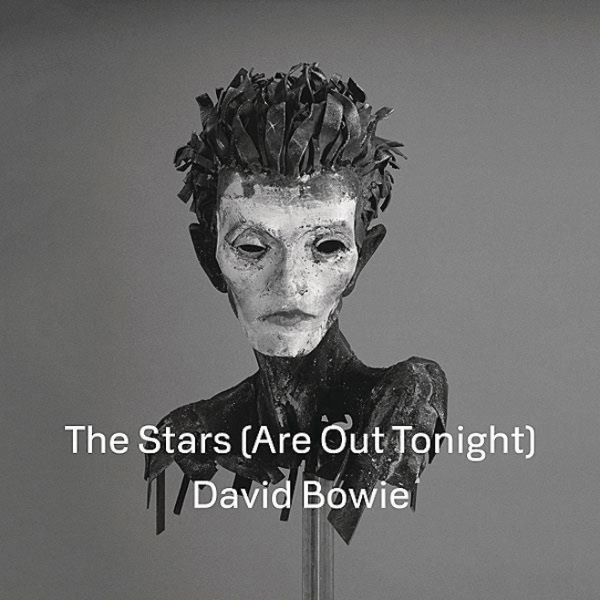 David Bowie The Stars (Are Out Tonight) Cover Art