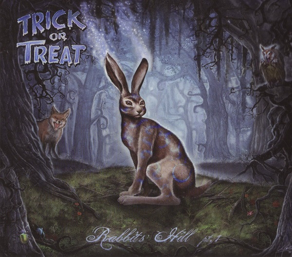 Trick or Treat Rabbits' Hill, Pt. 1 cover art